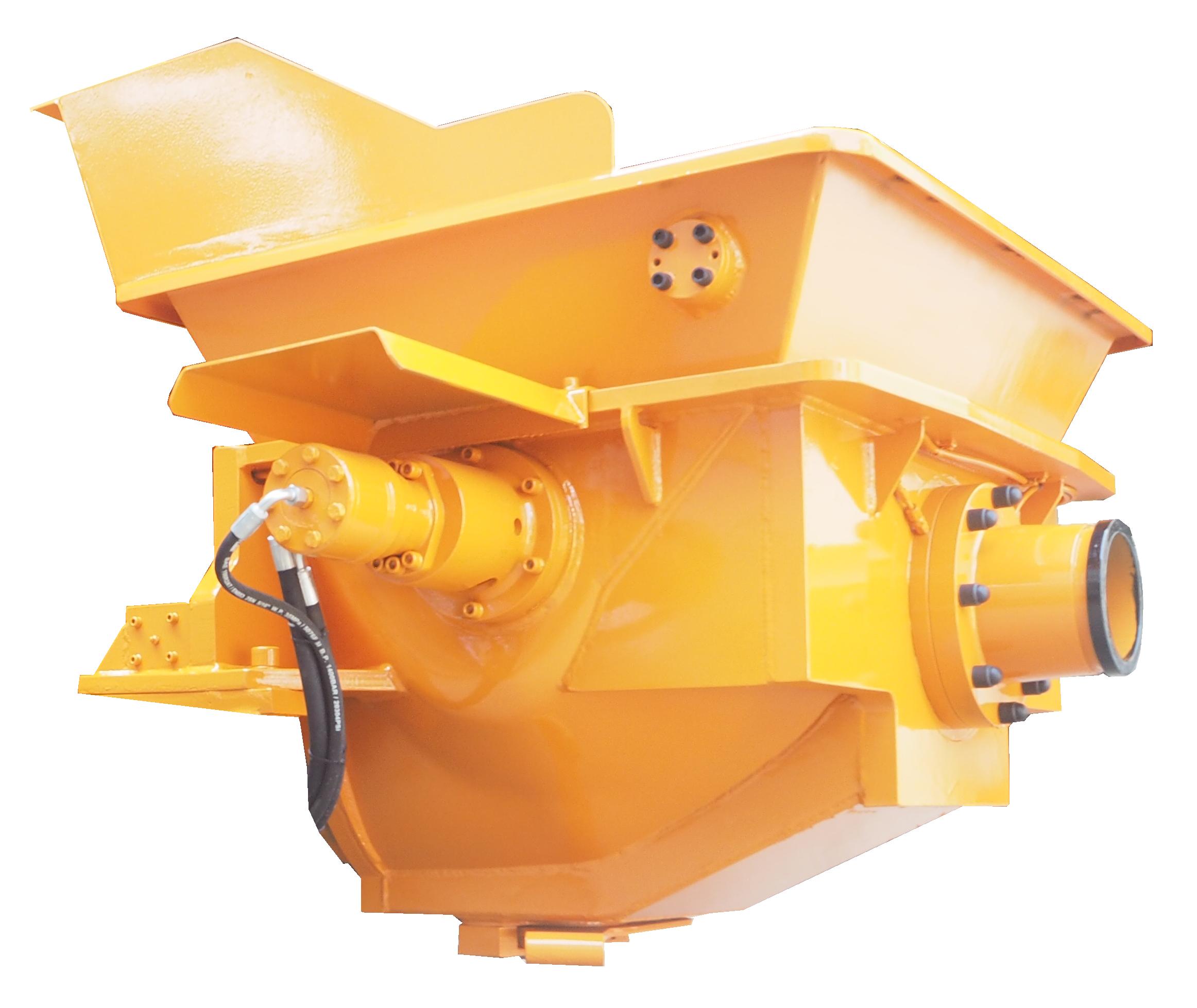 鸿运国际细石泵料斗的技术优势
