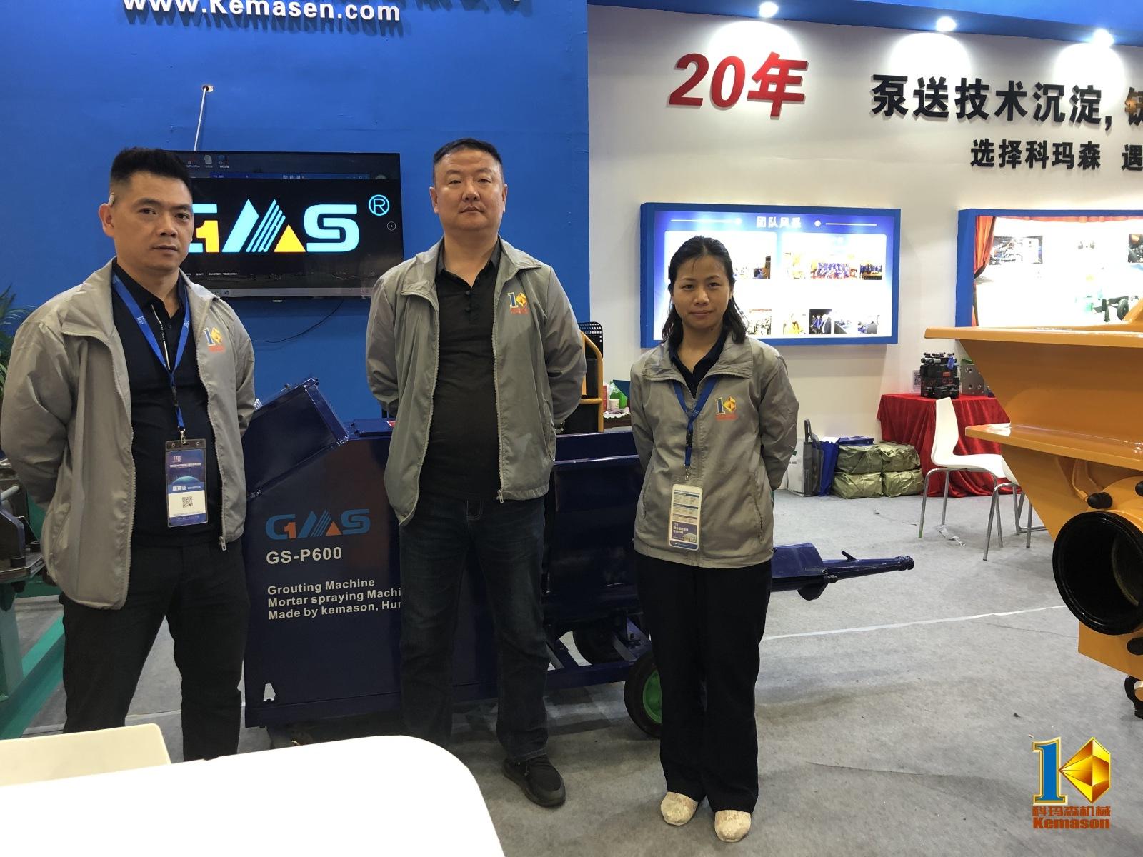 湖南鸿运国际细石混凝土泵鸿运app官方下载最新版作业操作概述