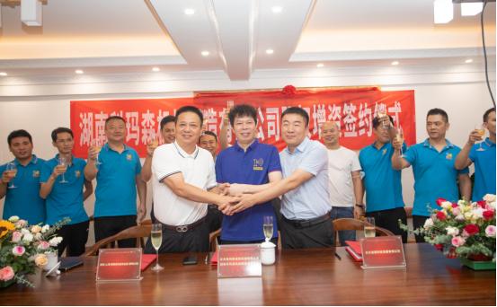 为什么越来越多的人愿意认可并选择湖南鸿运国际品牌的细石泵?