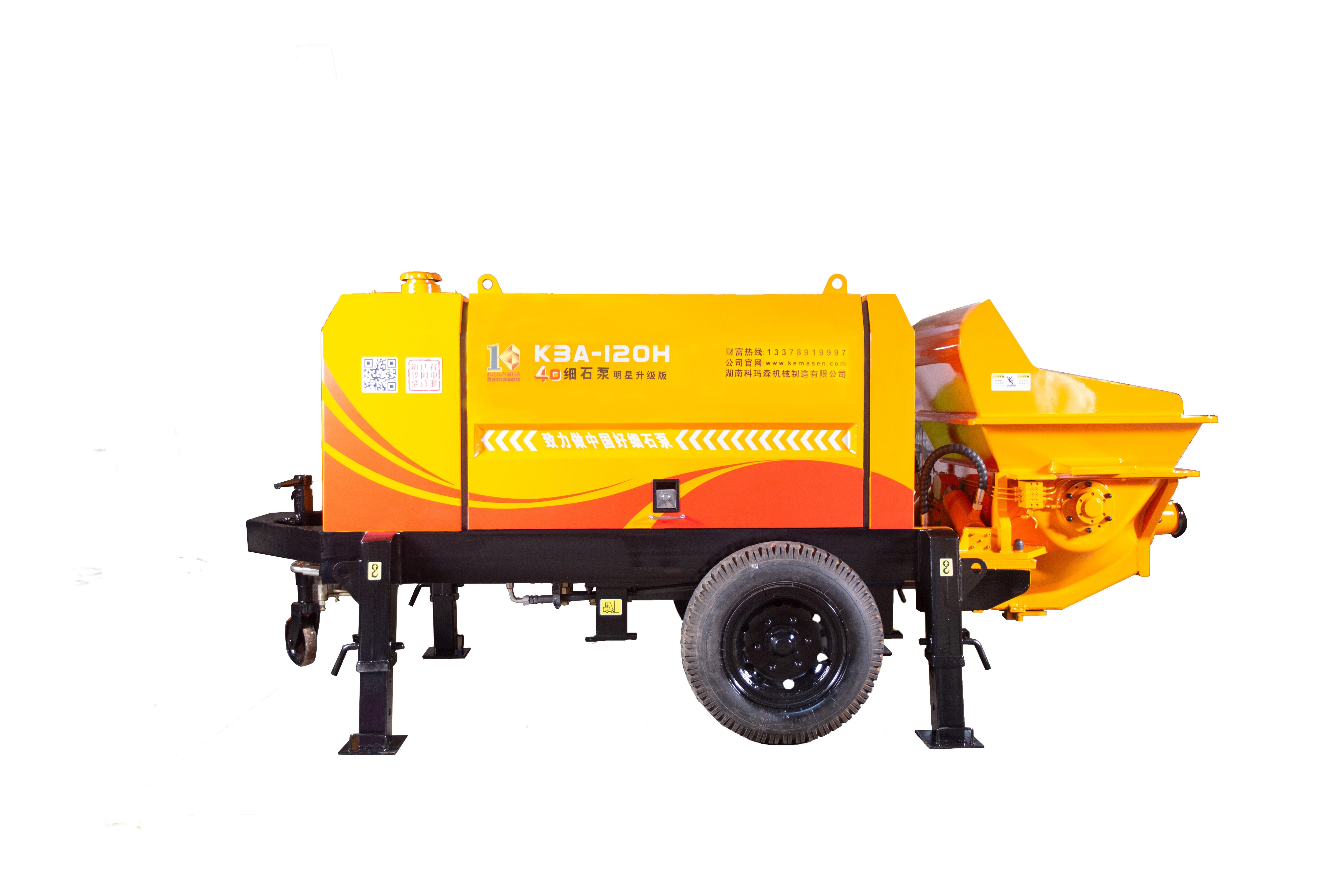 40型细石泵(K3A升级版)