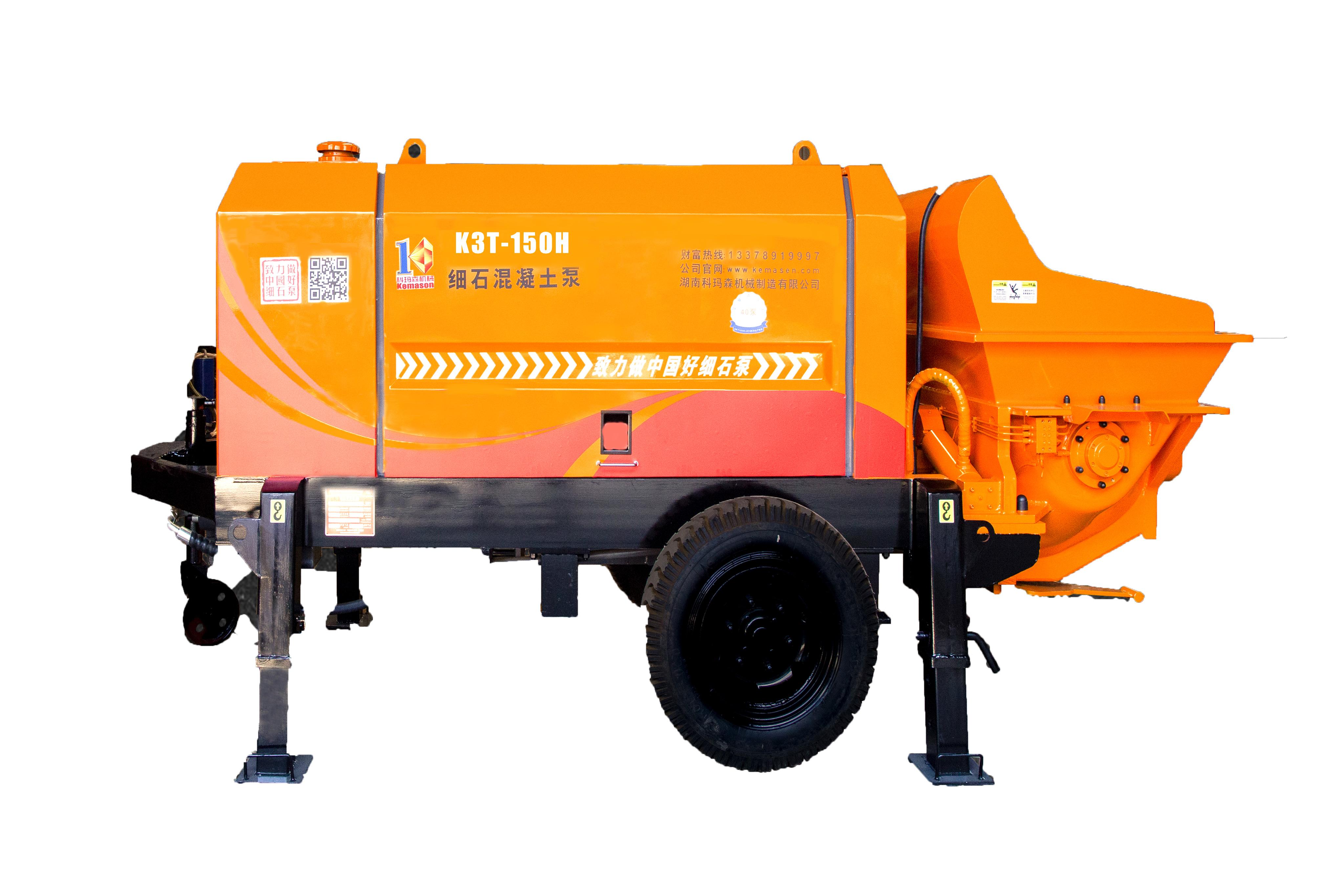 40细石泵(K3T高压版)